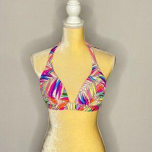 Victoria's Secret Bikini Top Bright Color L